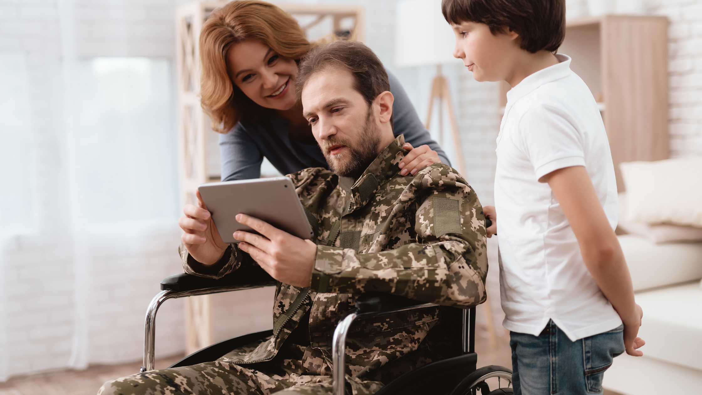 helping veterans during holidays
